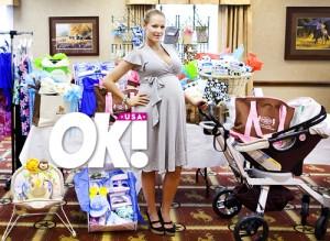 Pregnant Singer Jewel (baby shower)