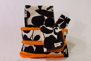 pkboo 'Poppy' Diaper bag