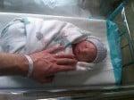 Devon Aoki's son J. Hunter Bailey Jr