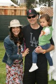 Constance Marie with daughter Luna