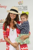 Ali Landry with daughter Estela Monteverde,
