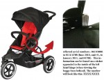 image of phil&teds Explorer recalled stroller