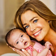 Denise Richards Shows Off Baby Eloise!