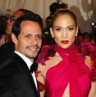 Jennifer Lopez and Marc Anthony Separate