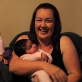 Australian Mom Welcomes 15lb Baby!