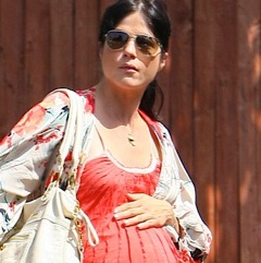 Selma Blair Is Still Waiting For Baby