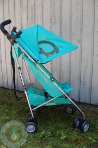 Cybex Ruby Canopy extended