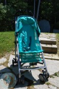 Cybex Ruby front