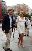 Pregnant Ivanka Trump and Jared Kushner