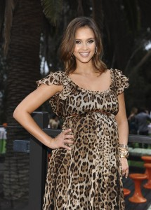 Jessica Alba attends Lucky Magazine And ThisNext Celebrate Partnership