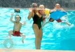 Lynne Spears With Sean Preston, Jayden James and Maddie
