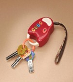 photo of recalled Toy Keys by Battat