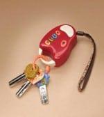 photo of recalled Toy Keys by Battat