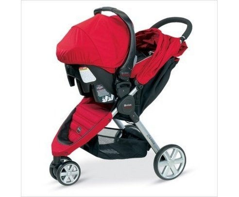 Featured Review: Britax B-Agile