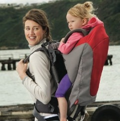 Feature Review: phil&teds metro Backpack Carrier