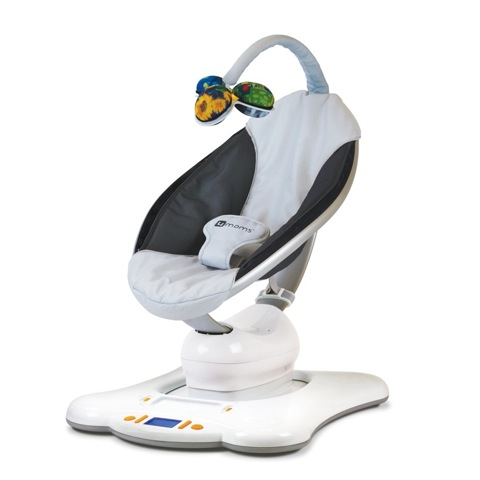 Featured Review: The mamaRoo