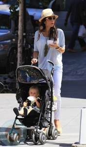 Bethenny Frankle and daughter Bryn Hoppy