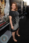 "Actress Alyssa Milano arrives at ""The Hangover Part II"" Los Angeles Premiere at Grauman's Chinese Theatre on May 19, 2011"