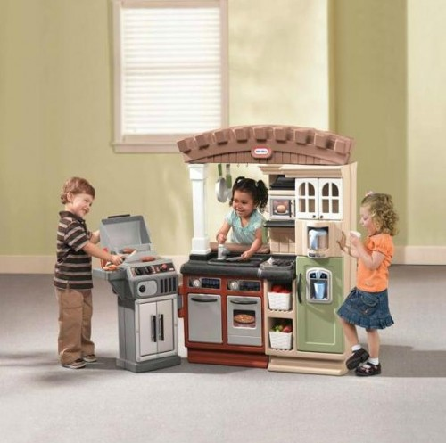 Little Tikes Grillin Grand Kitchen