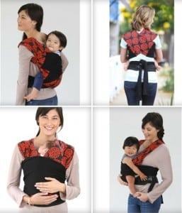 Infantino Kimono Carrier