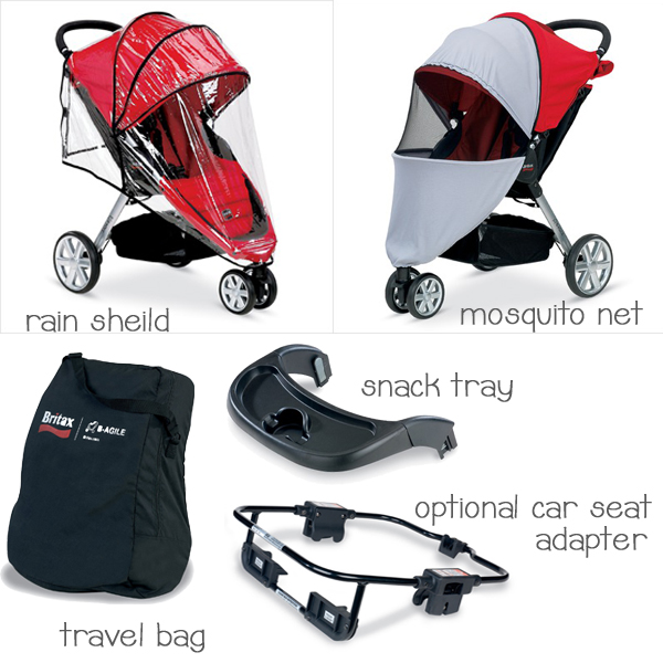 Featured Review Britax B Agile