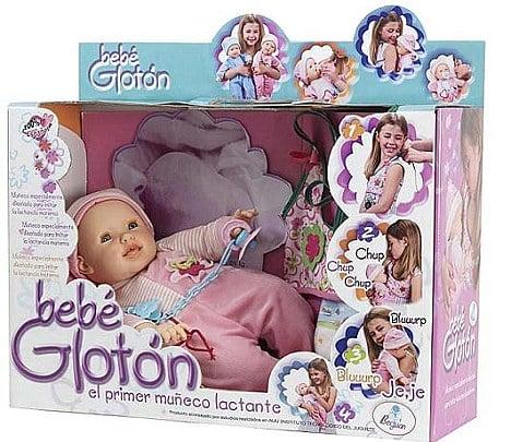 bebe gloton