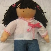 RECALL: 82,000 Dolls by Pottery Barn Kids Due To Strangulation Hazard