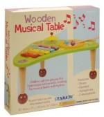 Image of recalled Battat Musical Wooden Table Toys