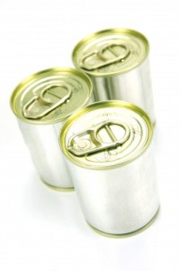 canned food