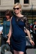 Pregnant January Jones