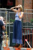 Leelee Sobieski in Tribeca