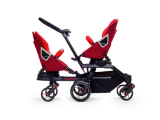 Orbit Baby Introduces Helix 2 Double Stroller! {Video}