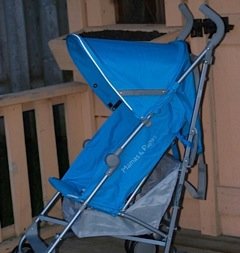 Featured Review: Mamas & Papas Trek Stroller