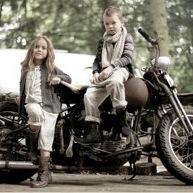 Allsaints Fall/Winter 2011 ~ Clothing for kids with style-attitude!