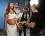 Pregnant Ali Landry