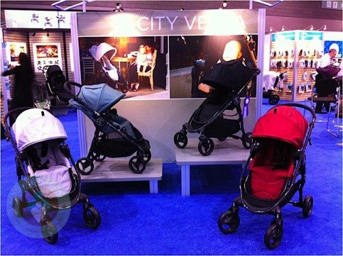 Baby Jogger City Versa all colors