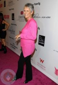 Jamie Lee Curtis at the Pink Party