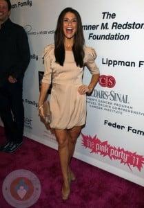 Samantha Harris at the Pink Party