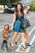 Kyle Richards and daughters Portia and Sophia