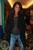 Pregnant Nia Long
