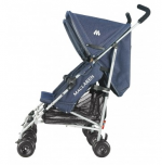 Maclaren Double Denim Stroller
