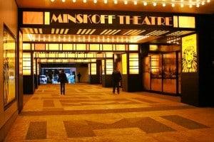 Minskoff Theater