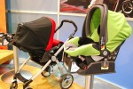 Peg Perego Book Stroller and car seat