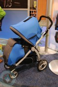 Peg Perego Book Stroller blue