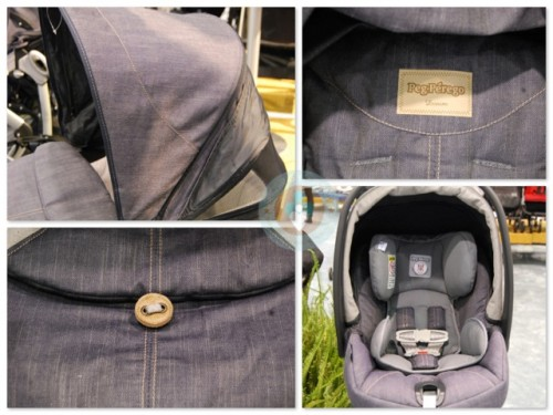 Peg Perego Denim Collection