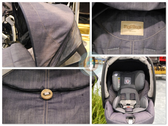 Peg Perego Denim Collection - Growing Your Baby