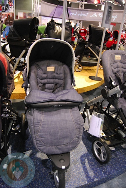 Peg Perego GT3 denim