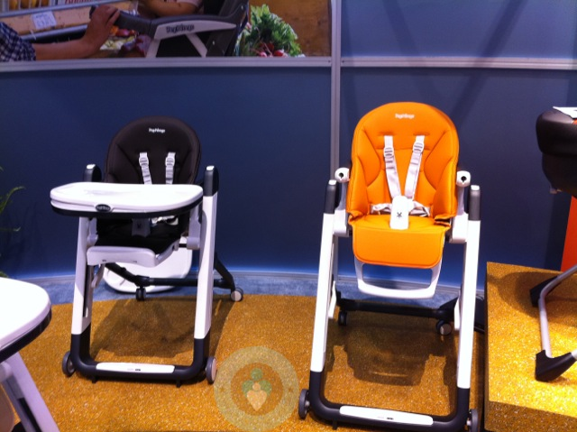 ABC Kids Expo Peg Perego s 2012 Collection Growing Your