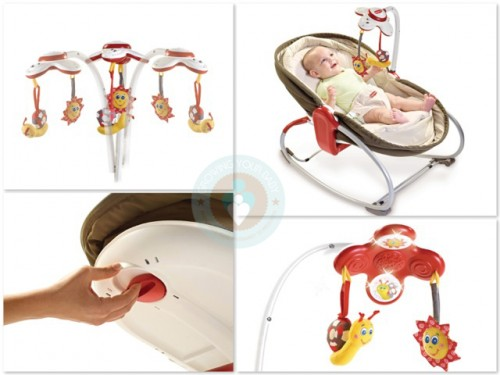 Tiny Love 3 in 1 Rocker-Napper