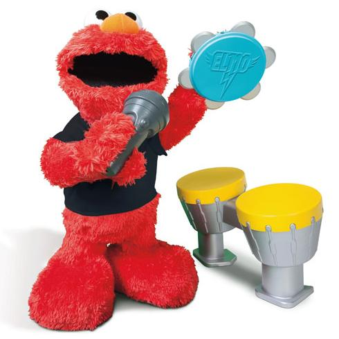Let's Rock Elmo!!